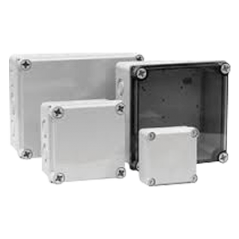 ESCO 1/2 POLE ABS JUNCTION BOX