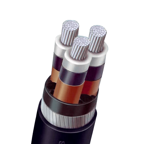 Polycab HT Cable 120 sq mm 3 core 6.6 KV Earth Alluminium Conductor Armoured
