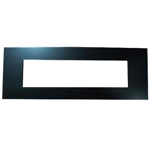 LEGRAND ARTEOR 8M MODULAR PLATE COLOUR GRAPHITE