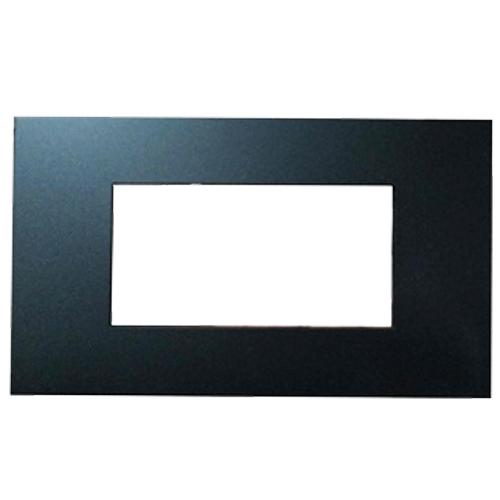 LEGRAND ARTEOR 12M 6X2 MODULAR PLATE COLOUR GRAPHITE