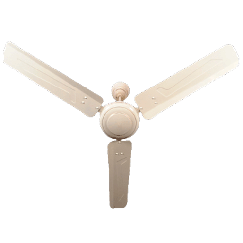 "Almonard 1200mm 48"" Mark-ii Ceiling Fan Colour Ivory"