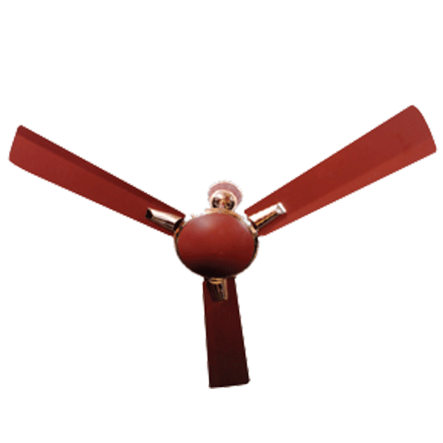 "Almonard 1200mm 48"" New Super Delux Ceiling Fan Colour Brown"