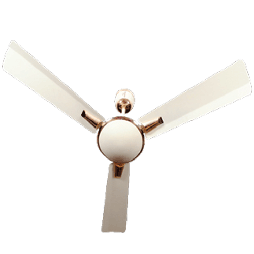 "Almonard 1200mm 48"" New Super Delux Ceiling Fan Colour Ivory"