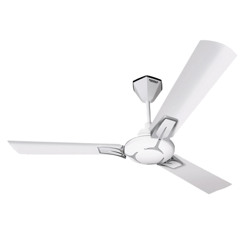 "Maharaja Whiteline 1200mm 48"" Platino Ceiling Fan Colour White"