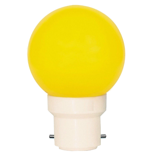 Polycab Aelius LED Deco Lamp 0.5 W Yellow