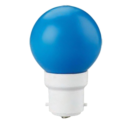 Polycab Aelius LED Deco Lamp  0.5 W Blue