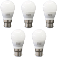 Polycab Aelius LX 3w LED Lamp 6000k (Pack of 5)