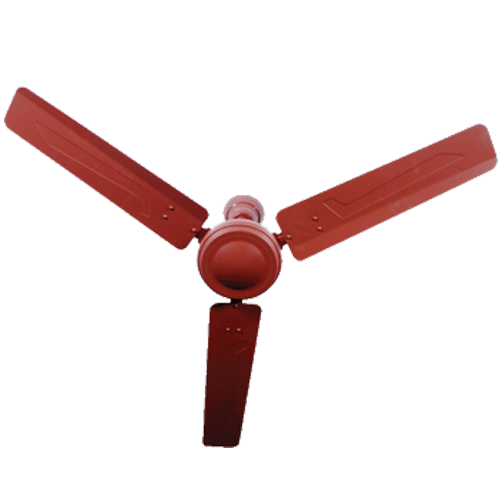 "Almonard 1200mm 48"" Regular Ceiling Fan Colour Brown"