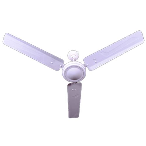 "Almonard 1050mm 42"" Regular Ceiling Fan Colour White"