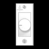Anchor 450W Mini Switch Type Regulator Colour White