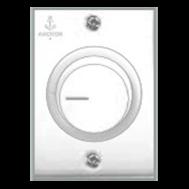 Anchor 450w Deluxe Socket Type Regulator White