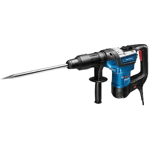 Bosch 1100W 40mm with Vibration Control 5 Kg Professional SDS Max Rotary Hammers GBH 5-40D