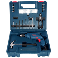 Bosch 10 mm Smart Hand Tool Kit GSB 450 RE