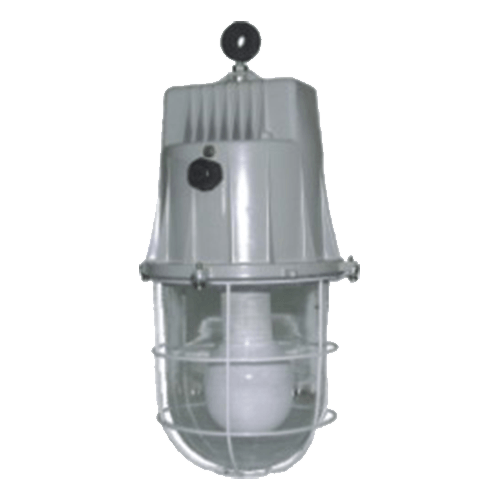 CGLIndustrial Luminaire IND INT WELL GLASS 125W HPMV -ES