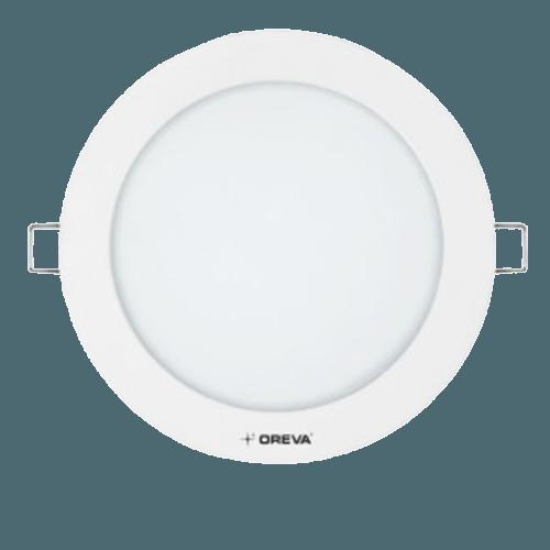 PANEL LIGHTROUNDLED ORPL-R5-12W