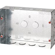 Polycab 12 Module Concealed Metal Box