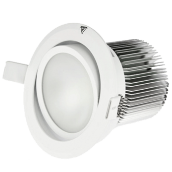 CEMA EPOCH MAKE VOLVERSE 12W 3000K ROUND LED DOWN LIGHT-SWIVEL TYPE